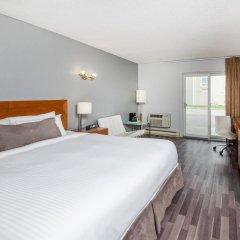 Отель Howard Johnson by Wyndham Quebec City Канада, Квебек - отзывы, цены и фото номеров - забронировать отель Howard Johnson by Wyndham Quebec City онлайн комната для гостей фото 3