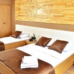 Отель Inan Kardesler Bungalow Motel комната для гостей