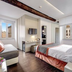 Отель Albergo Abruzzi Италия, Рим - отзывы, цены и фото номеров - забронировать отель Albergo Abruzzi онлайн комната для гостей фото 5