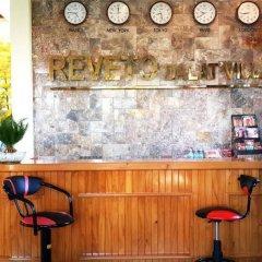 Отель Reveto Dalat Villa Далат развлечения