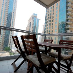 Отель Kennedy Towers - Residences 6 балкон
