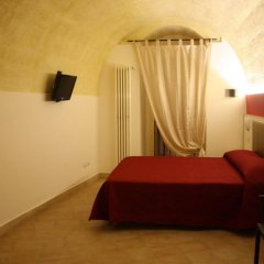 Отель Il Sorriso Dei Sassi Матера комната для гостей фото 2