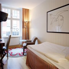 Отель Scandic Klara комната для гостей фото 6