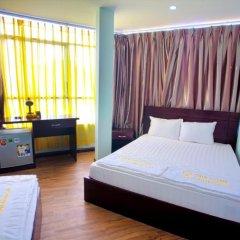Отель Asiahome Hotel Вьетнам, Нячанг - отзывы, цены и фото номеров - забронировать отель Asiahome Hotel онлайн комната для гостей фото 5