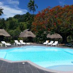 Отель Hibiscus Французская Полинезия, Муреа - отзывы, цены и фото номеров - забронировать отель Hibiscus онлайн с домашними животными