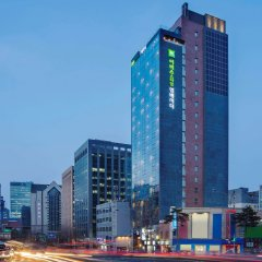 Отель Ibis Styles Ambassador Seoul Myeongdong Сеул