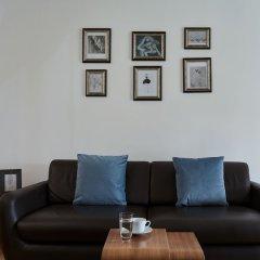 Отель Chic One Bd Apartment with Hilton View Греция, Афины - отзывы, цены и фото номеров - забронировать отель Chic One Bd Apartment with Hilton View онлайн комната для гостей фото 5