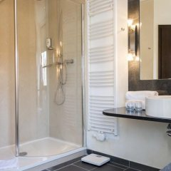 AKZENT Hotel Laupheimer Hof ванная фото 2