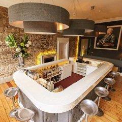 Отель Twelve Picardy Place Великобритания, Эдинбург - отзывы, цены и фото номеров - забронировать отель Twelve Picardy Place онлайн интерьер отеля фото 2