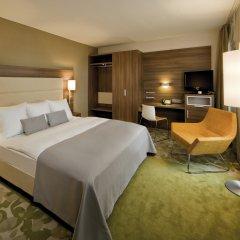 Отель Meliá Düsseldorf комната для гостей фото 3