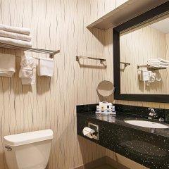 Отель Best Western Plus Travel Hotel Toronto Airport Канада, Торонто - отзывы, цены и фото номеров - забронировать отель Best Western Plus Travel Hotel Toronto Airport онлайн ванная