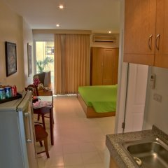Апартаменты Mosaik Apartment Паттайя в номере