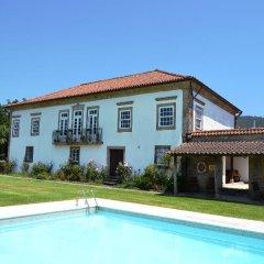Отель Quinta De Santa Comba бассейн фото 3