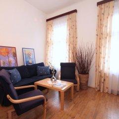 Отель V lesicku residence Чехия, Прага - отзывы, цены и фото номеров - забронировать отель V lesicku residence онлайн комната для гостей фото 3