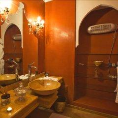 Отель Riad Monika Марокко, Марракеш - отзывы, цены и фото номеров - забронировать отель Riad Monika онлайн ванная