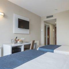 Отель Best Mediterraneo Испания, Салоу - 5 отзывов об отеле, цены и фото номеров - забронировать отель Best Mediterraneo онлайн комната для гостей фото 4