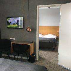 Aalborg Airport Hotel удобства в номере фото 2