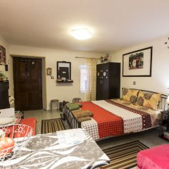 Апартаменты Lovely Studio Корфу комната для гостей фото 4