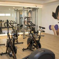 Hotel Port Alicante фитнесс-зал