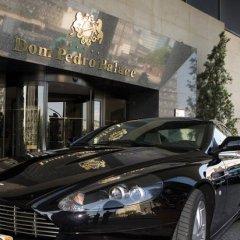 Отель Dom Pedro Lisboa парковка