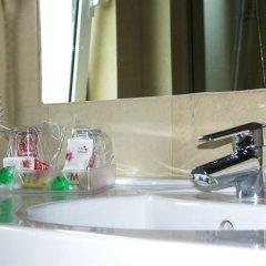 Отель Miera Испания, Льерганес - отзывы, цены и фото номеров - забронировать отель Miera онлайн ванная
