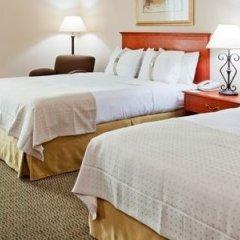 Отель Holiday Inn Bloomington Airport South Mall Area, an IHG Hotel США, Блумингтон - отзывы, цены и фото номеров - забронировать отель Holiday Inn Bloomington Airport South Mall Area, an IHG Hotel онлайн комната для гостей фото 5