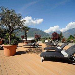 Отель Ansitz Plantitscherhof Италия, Меран - отзывы, цены и фото номеров - забронировать отель Ansitz Plantitscherhof онлайн бассейн фото 3