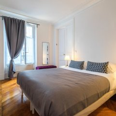 Отель Cosy Bastille Франция, Париж - отзывы, цены и фото номеров - забронировать отель Cosy Bastille онлайн комната для гостей фото 5