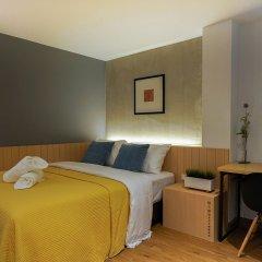 Отель Penguin House Таиланд, Бангкок - отзывы, цены и фото номеров - забронировать отель Penguin House онлайн комната для гостей фото 2