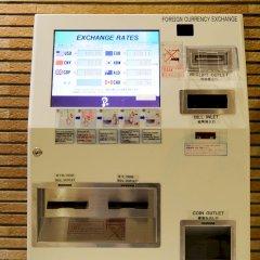 Shiba Park Hotel 151 Токио банкомат