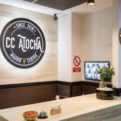 Отель Hostal CC Atocha Испания, Мадрид - отзывы, цены и фото номеров - забронировать отель Hostal CC Atocha онлайн фото 3