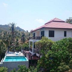Отель Villa Seaview Garden бассейн