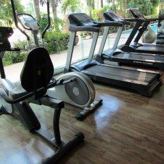 Отель Nova Platinum Паттайя фитнесс-зал фото 2