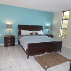 Отель Skyclub Beach Suite at Mobay Club Ямайка, Монтего-Бей - отзывы, цены и фото номеров - забронировать отель Skyclub Beach Suite at Mobay Club онлайн комната для гостей фото 5