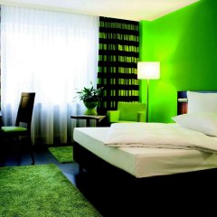 Hotel Metropol Мюнхен комната для гостей