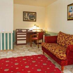 Гостиница Electron комната для гостей