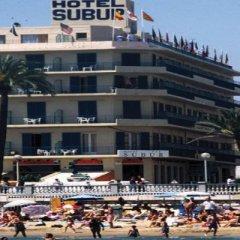 Hotel Subur спортивное сооружение