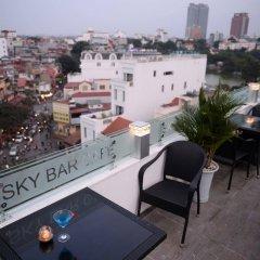 Отель Church Boutique Hotel 58 Hang Gai Вьетнам, Ханой - отзывы, цены и фото номеров - забронировать отель Church Boutique Hotel 58 Hang Gai онлайн балкон