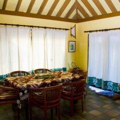 Отель Fare Matira детские мероприятия