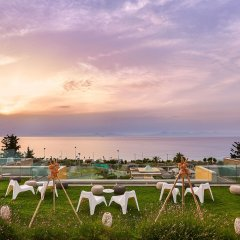Отель Sheraton Rhodes Resort Греция, Родос - 1 отзыв об отеле, цены и фото номеров - забронировать отель Sheraton Rhodes Resort онлайн пляж фото 2