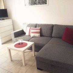 Апартаменты Amber Apartments Pereca комната для гостей
