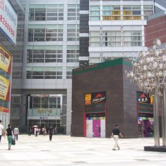 Отель Guangzhou Grand View Golden Palace Apartment Китай, Гуанчжоу - отзывы, цены и фото номеров - забронировать отель Guangzhou Grand View Golden Palace Apartment онлайн спортивное сооружение