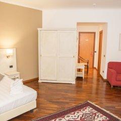 Отель Inn Rome Rooms & Suites комната для гостей фото 12