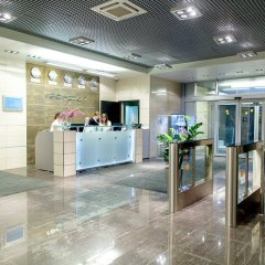 Отель SkyPoint Шереметьево Москва интерьер отеля фото 3