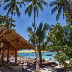 Отель Haadtien Beach Club пляж
