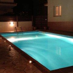 Отель Villa Knossos Протарас бассейн фото 3