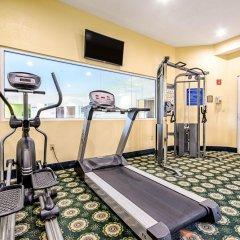 Отель Quality Inn & Suites Glenmont - Albany South фитнесс-зал фото 3