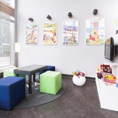 Отель Novotel Suites Hannover детские мероприятия