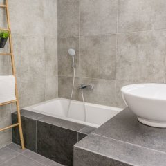 Апартаменты Oleander Boutique Apartments ванная