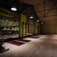 LH Hotel & SPA фитнесс-зал фото 2